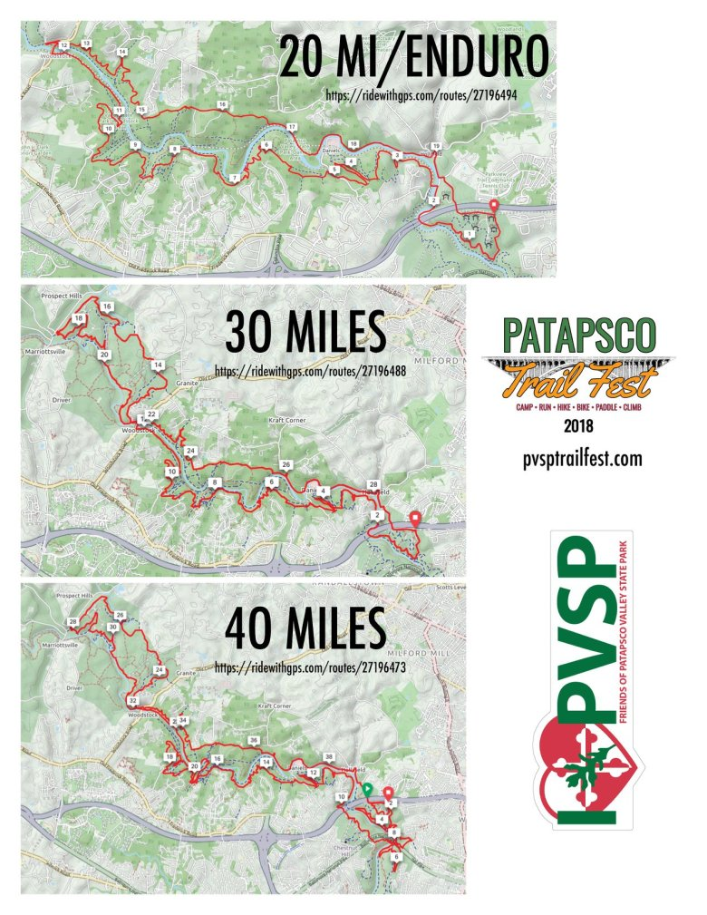 trail maps 2
